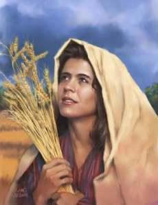 Ruth-wheat